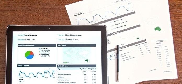Źródła ruchu na stronie – Google Analytics
